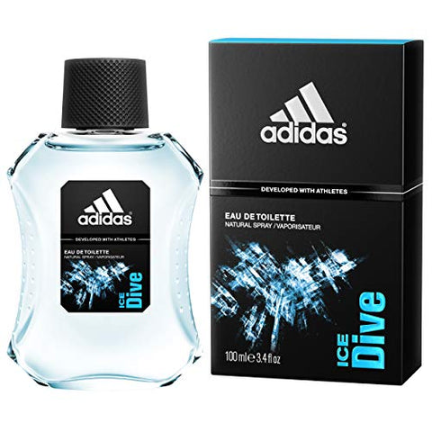 Adidas Ice Dive Eau De Toilette for Men, 100ml
