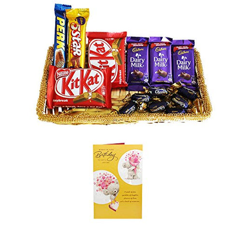 Birthday Chocolates Hamper