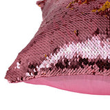 "016-Fixed Mixed Color : FUNOC Mixed Color Reversible Sequin Magic Swipe Pillow Cover Sofa Throw Pillowcase Cushion Case 16""X16"""