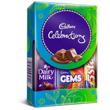 Cadbury Celebrations Assorted Chocolate Gift Pack, 70.2g (Pack of 10)