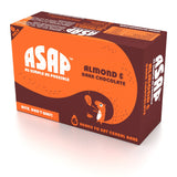 ASAP Almond and Dark Chocolate Granola Bars, 40g Each (Box of 6)