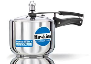Hawkins Stainless Steel3 Ltr. Tall Pressure Cooker - {variant_title}} - kitchen ware - Hawkins - www.tcgonlinestore.com - www.tcgonlinestore.com