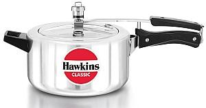 Hawkins Classic 4 Litre Pressure Cooker - {variant_title}} - kitchen ware - Hawkins - www.tcgonlinestore.com - www.tcgonlinestore.com