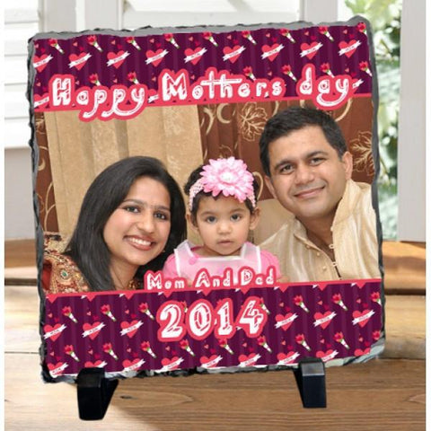 Happy Mothers Day 2015 Big Square Stone - {variant_title}} - photo stone - vtr - www.tcgonlinestore.com - www.tcgonlinestore.com - 1