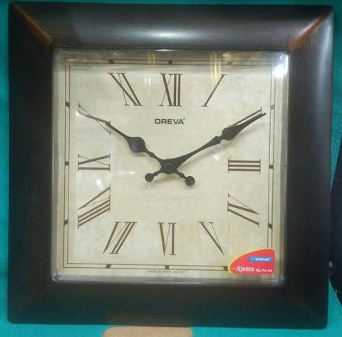 Ajanta Wall Clock AQ 5017