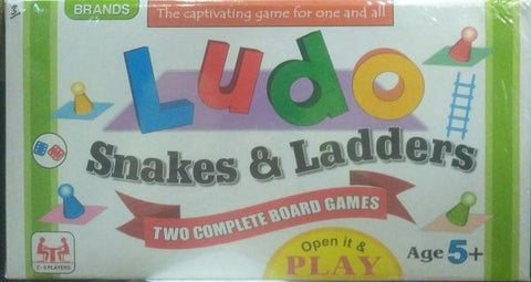 Brands Ludo Snakes & Ladders