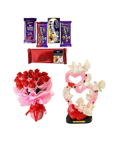 TCG Exciting I Am In Love Valentine Gift Hamper - {variant_title}} - valentine gift hamper - www.tcgonlinestore.com - www.tcgonlinestore.com - www.tcgonlinestore.com