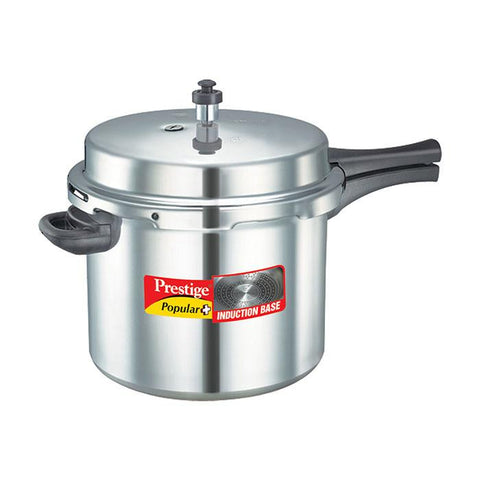 Popular Plus Pressure Cookers 10 ltrs - {variant_title}} - kitchen ware - psk - www.tcgonlinestore.com - www.tcgonlinestore.com