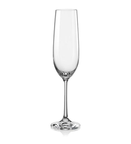 Bohemia Crystal Viola Champagne Flute - {variant_title}} - Crystal - TCG Print Shop - www.tcgonlinestore.com - www.tcgonlinestore.com