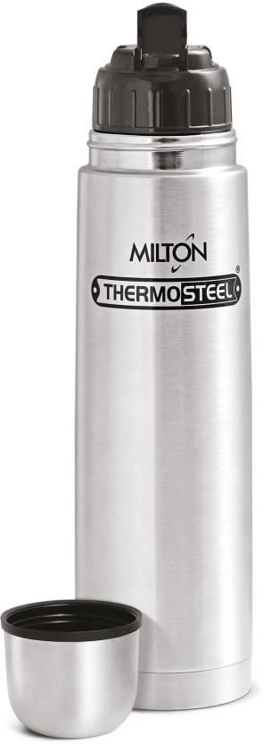 Milton Thermosteel Flip Lid 1000 Ml Flask (Pack...