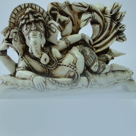 Free shipping FLORAL GANESHA 6 INCHES - {variant_title}} - GANESHA - GDV - www.tcgonlinestore.com - www.tcgonlinestore.com