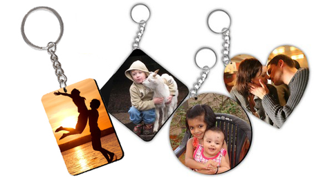 personalised key chain the craft gallery