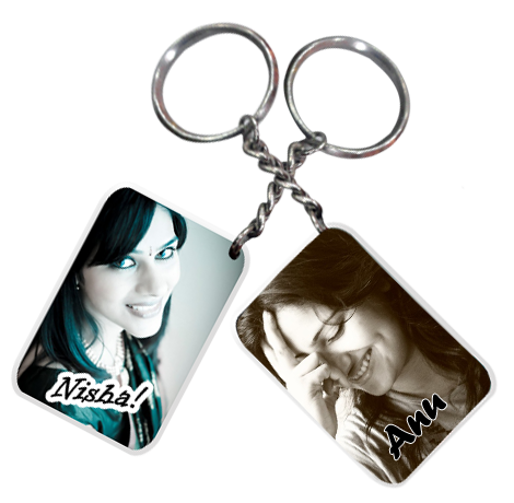 Personalised Photo Key Chain With Free Shipping - {variant_title}} - Personalized Key Chain - TCG Print Shop - www.tcgonlinestore.com - www.tcgonlinestore.com