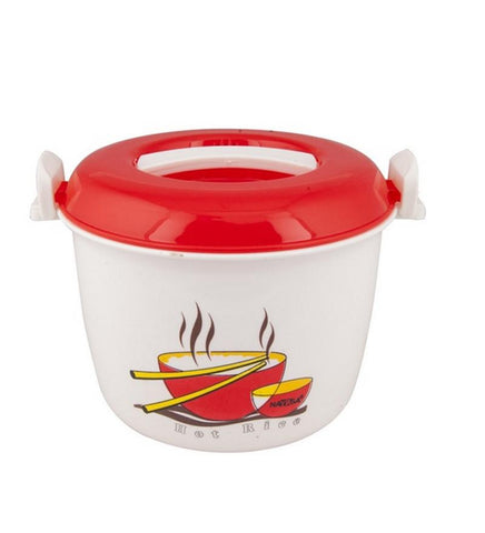 Nayasa Rice Cooker Red Colour - {variant_title}} - Rice Cooker - jindal - www.tcgonlinestore.com - www.tcgonlinestore.com