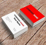 Free Shipping Premium Business Cards 100 Pcs Box