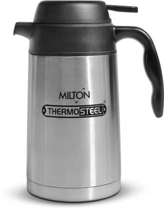 Milton Astral 1200 Ml Flask (Pack Of 1, Silver)
