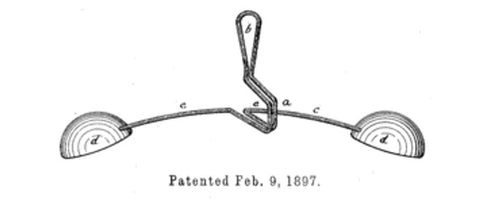 Early Coat Hanger Design