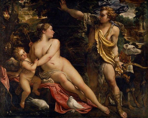 The Story of Cupid & Psyche [Henkerman - Classic High Quality Luxury Hangers]