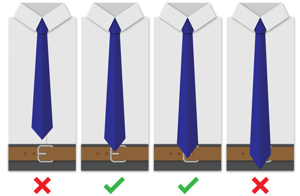 Perfect Tie Length