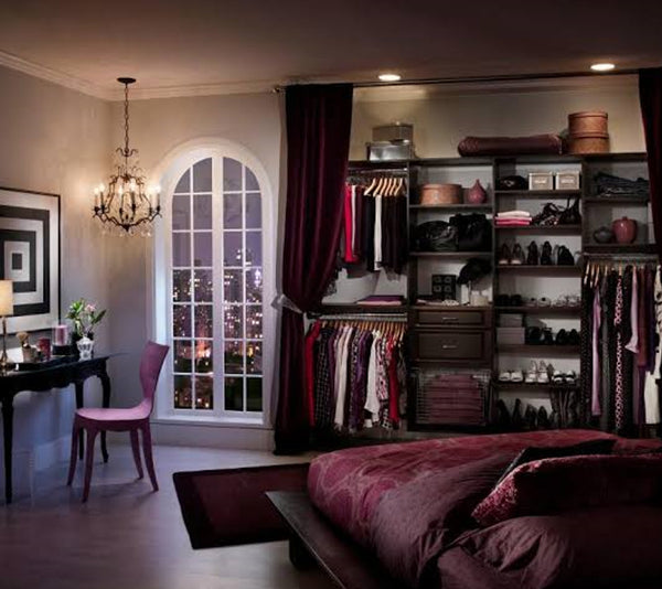 TIP 18. DRAPE CURTAINS FOR A GORGEOUS TOUCH