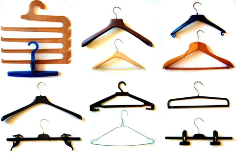 Clothes Hanger Designs