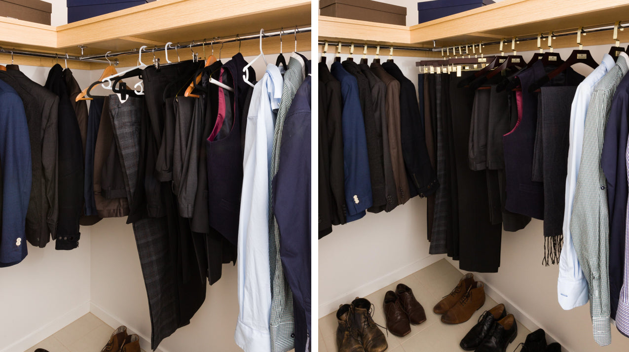 Henkerman Hanger Collections: Luxury Premium High Quality Wooden Clothes & Coat Hangers