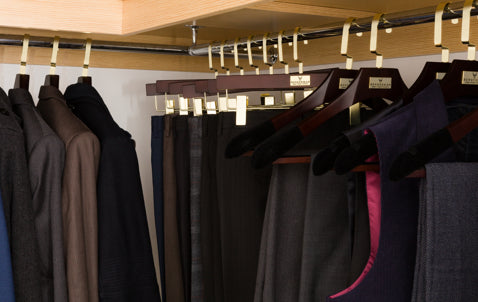 High Quality Luxury Clothes and Coat Hanger Packages