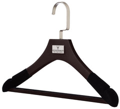 5. CUSTOM MADE HANGERS: Any Colour, Size or Name. Minimum Qty 50+-Customise Exact Needs: Henkerman Hangers - Classic Luxury Premium High Quality Wooden Clothes, Coat, Suit, Pant, Shirt, Dress, Tie, Scarf, Belt Wardrobe Hanger Collections for Men and Women.