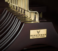 1. HANGER PACKAGES: Popular Henkerman® Classic Hanger Collections.