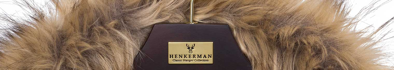 ABOUT HENKERMAN®: LUXURY WOODEN HANGERS