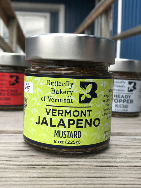 Butterfly Bakery of Vermont Mustard