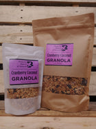 Cranberry Coconut Granola