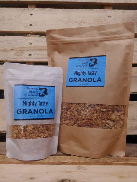 Mighty Tasty Granola