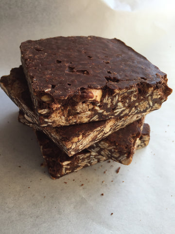 Chocolate Peanut Butter Bar - Butterfly Bakery of Vermont