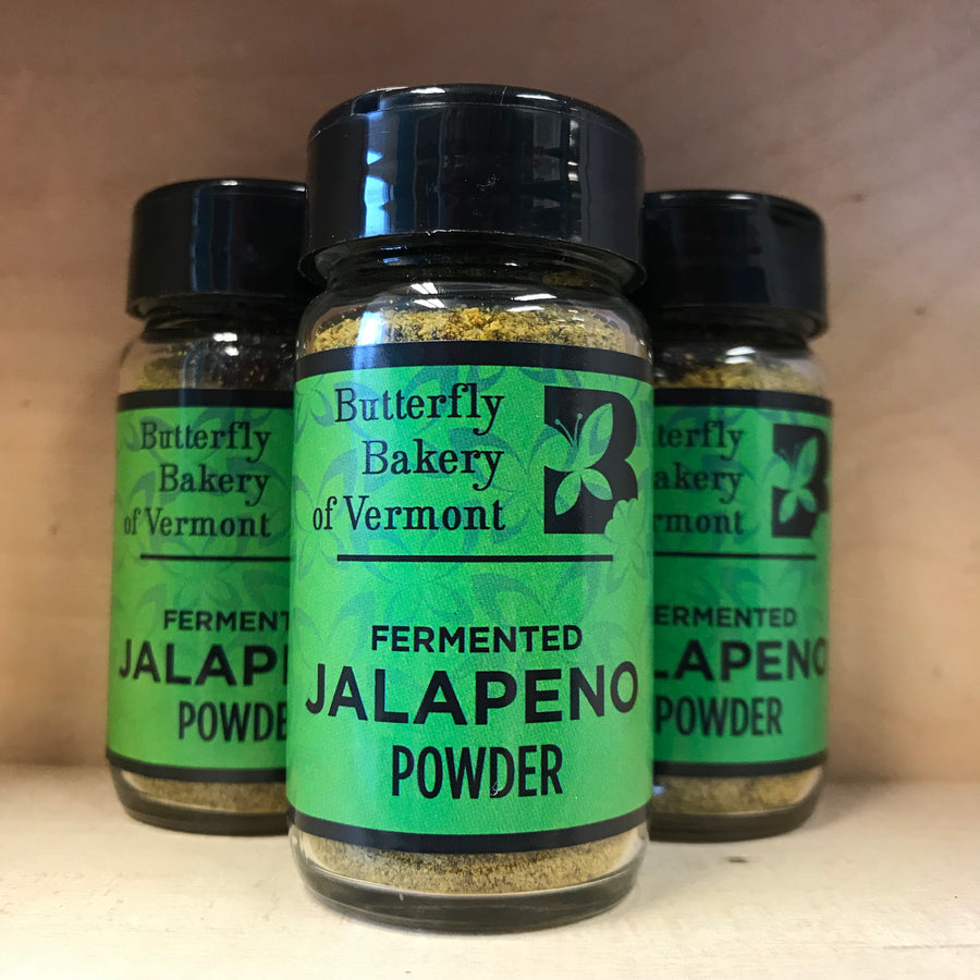 Fermented Jalapeno Powder