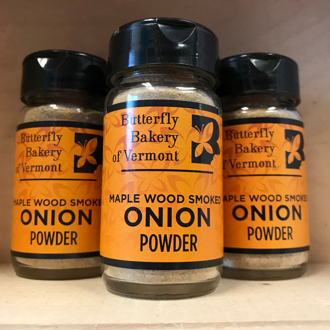 Maple Wood Smoked Onion Powder