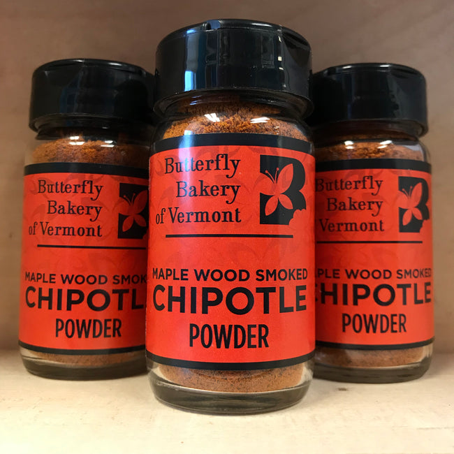 Maple Wood Smoked Chipotle Powder