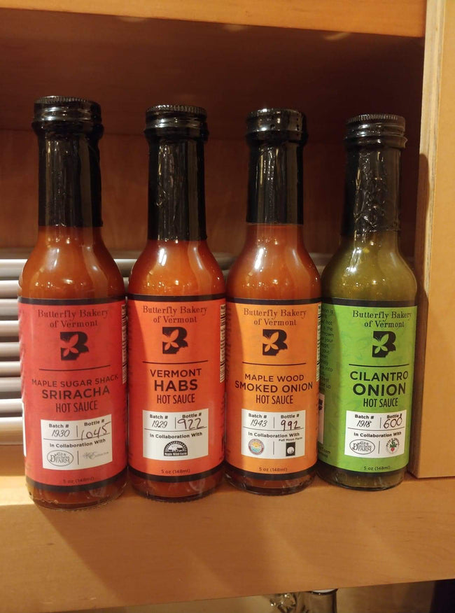 Teetotaler Hot Sauce Set