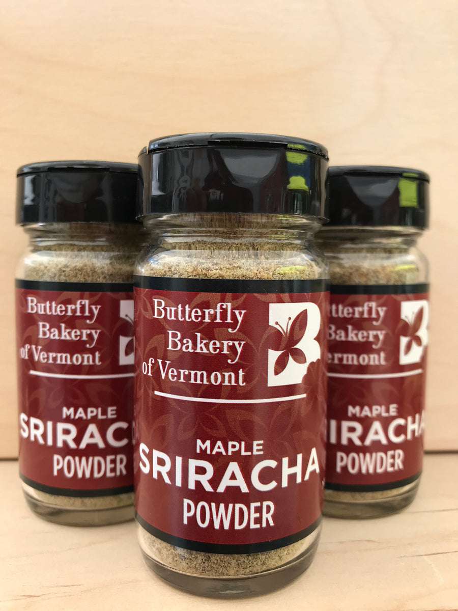 Maple Sriracha Powder