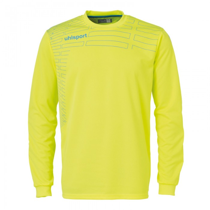 Match GK Shirt - Yellow/Cyan