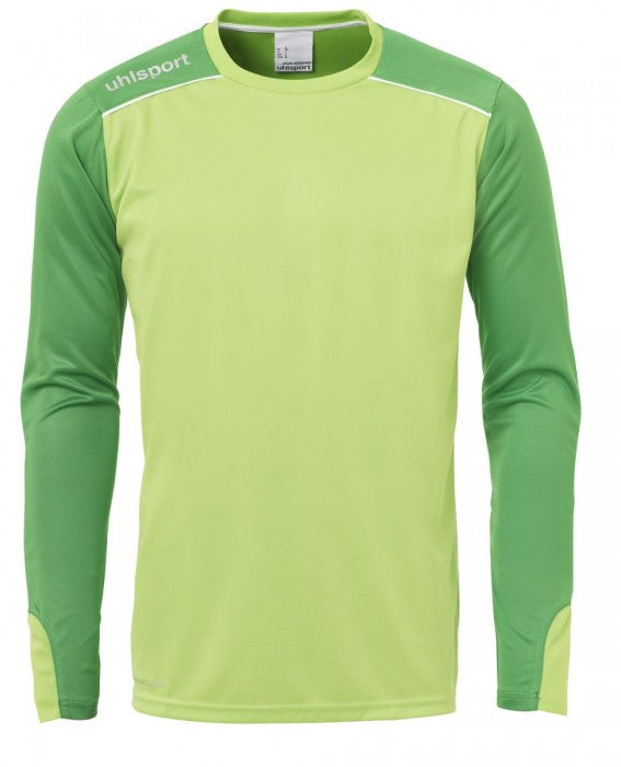 Tower GK Shirt L/S - Power Green/White