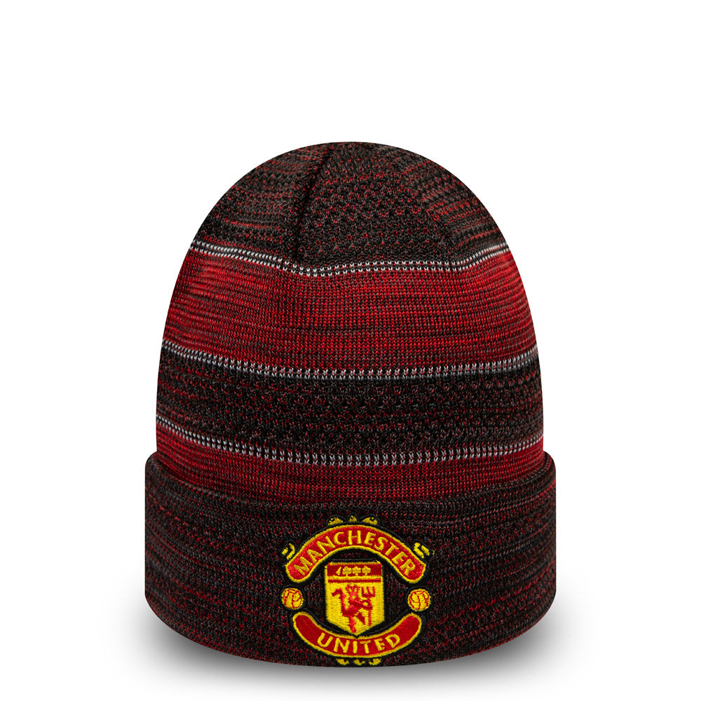 MUFC Hat - Red/Black