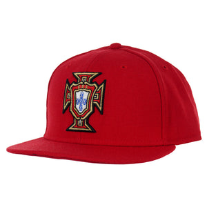 Portugal National Team Ball Cap - Red
