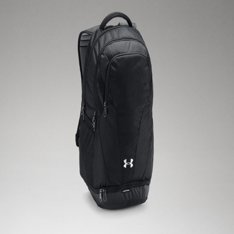 Team Hustle 3.0 Backpack - Black