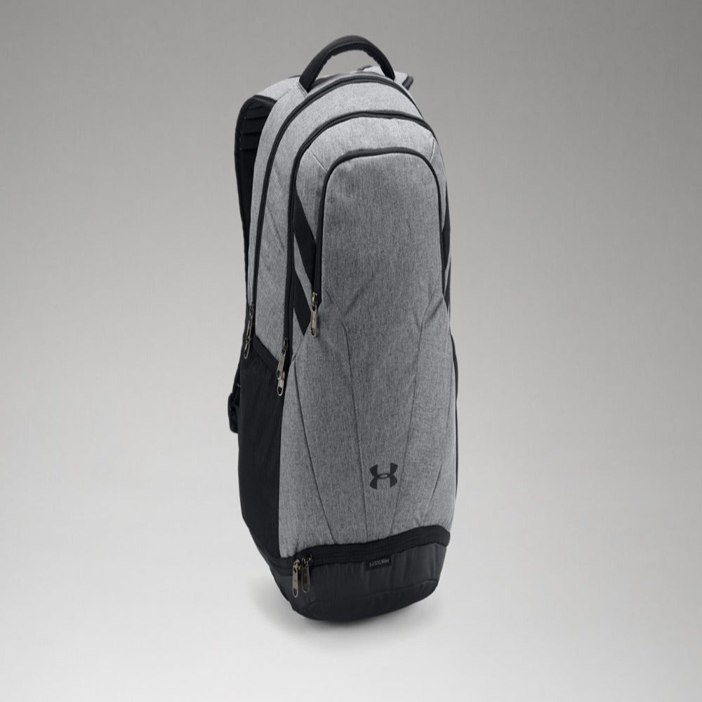 Team Hustle 3.0 Backpack - Graphite Medium Heather