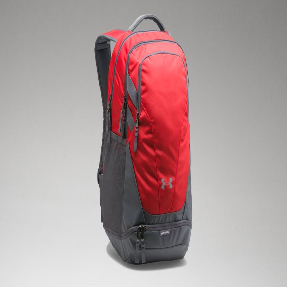 Team Hustle 3.0 Backpack - Red