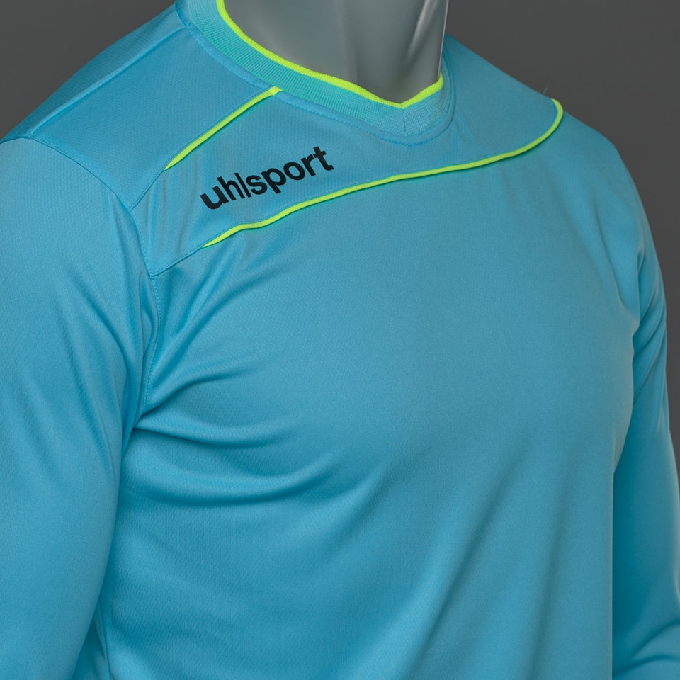 Stream 3.0 GK Shirt - Ice Blue/Fluo Yellow