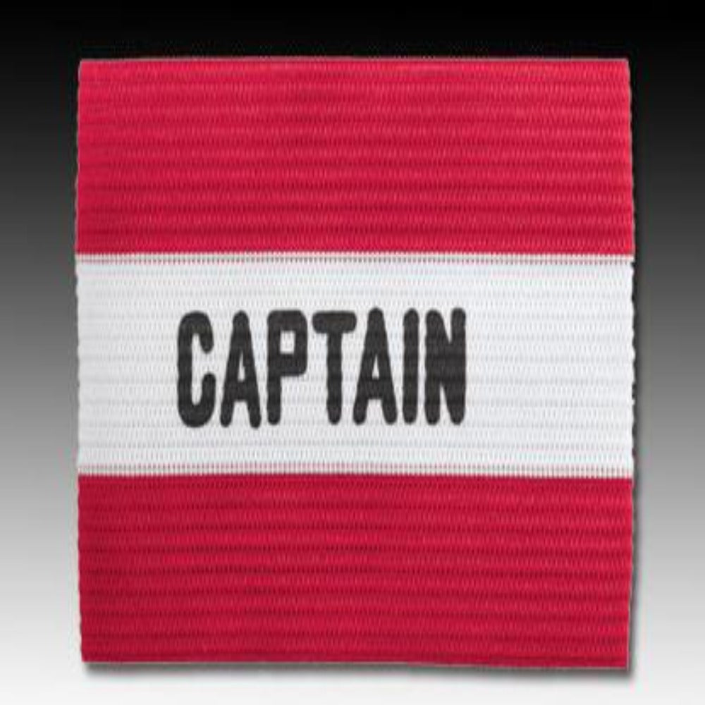 Captain Arm Band - Red