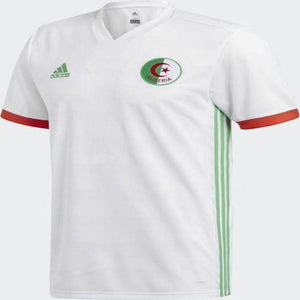 Algeria Home Jersey 2018 - White/Green