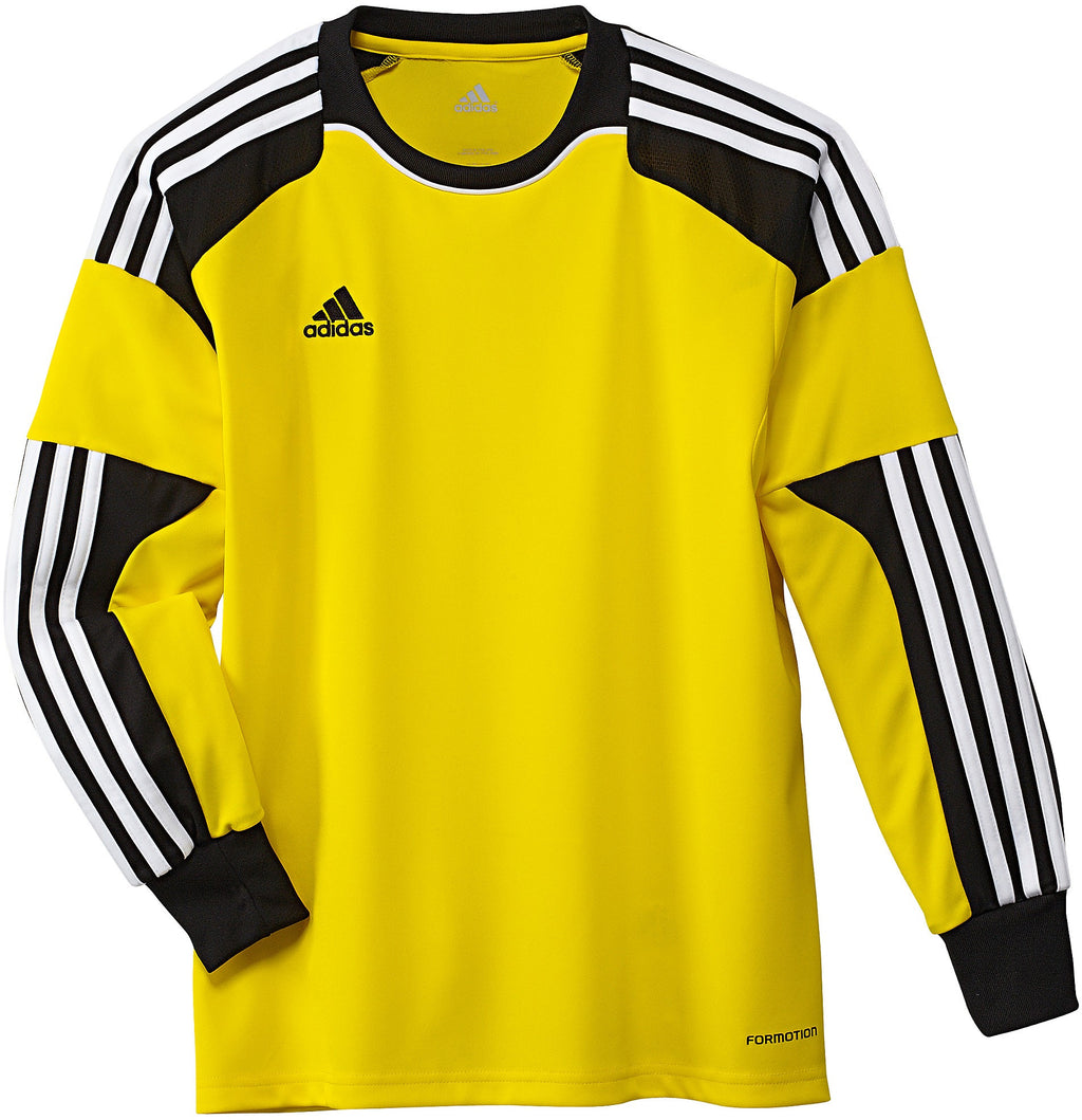 Revigo 13 GK Jersey - Yellow/Black